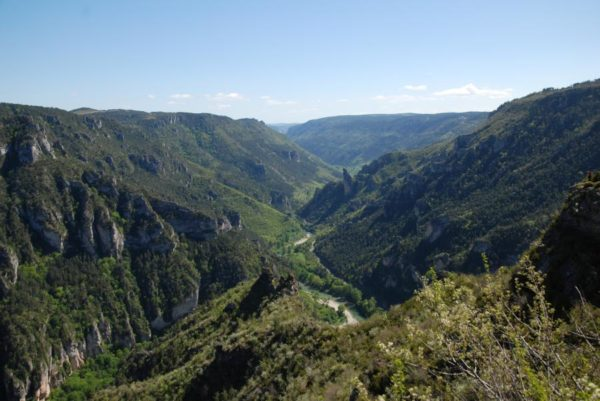 Gorges du Tarn - Point sublime (source : SMGS)