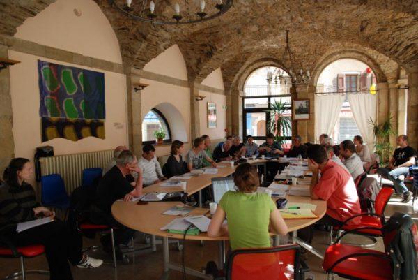 """Commission thématique """"qualité"""" - 17 avril 2013 à Florac"""