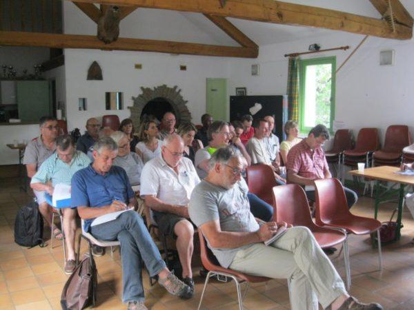 Comité de rivière 26 juillet 2016 à Rousses